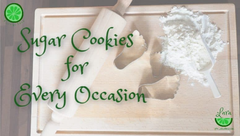 Sugar Cookies for Every Occasion