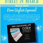 Join Color Street in March 2021