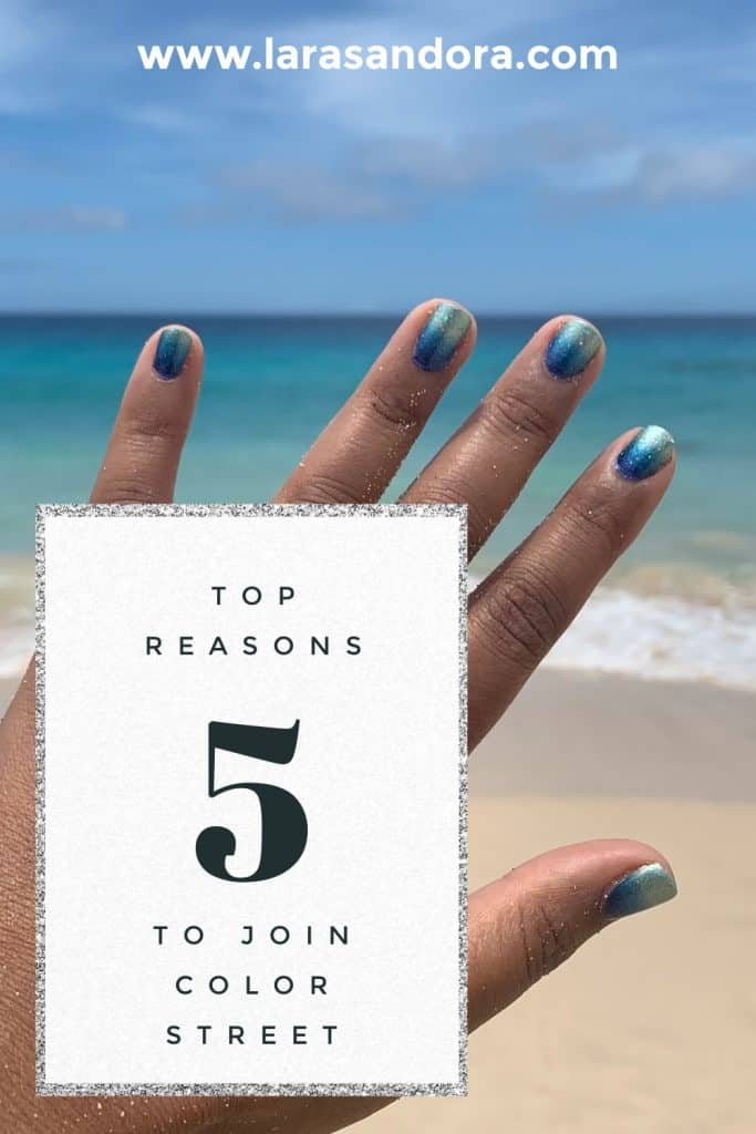 Top 5 Reasons to Join Color Street