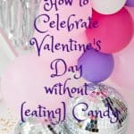 Valentines without candy