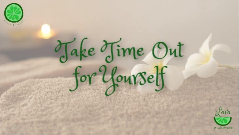 Easy Ideas for Taking Time Out for Yourself
