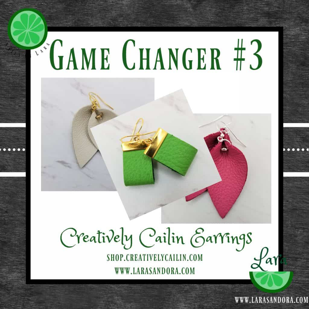 Creatively Cailin Earrings