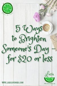 5 Day Brighteners