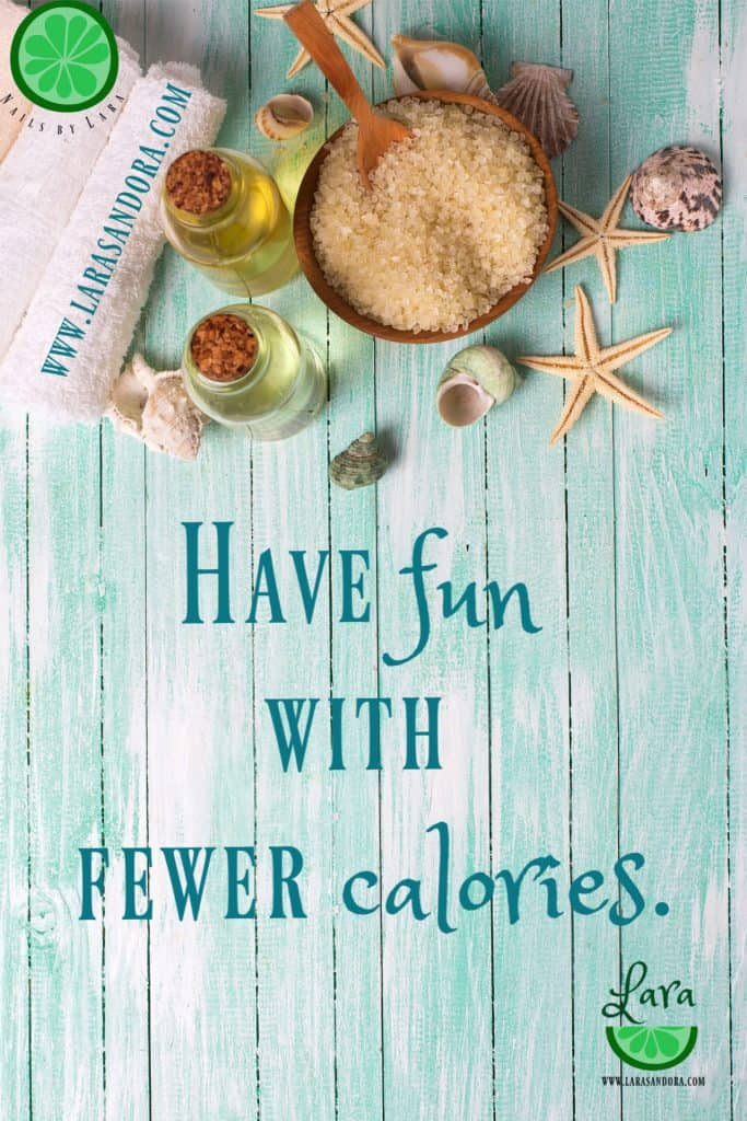 Have Fun with Fewer Calories, healthier celebrations
