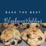 Best Blueberry Muffin Recipe
