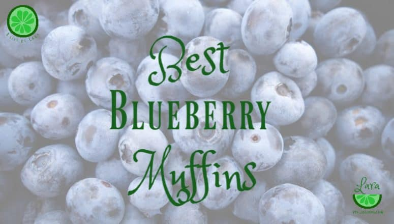 Best Blueberry Muffins: A Great Brunch Addition