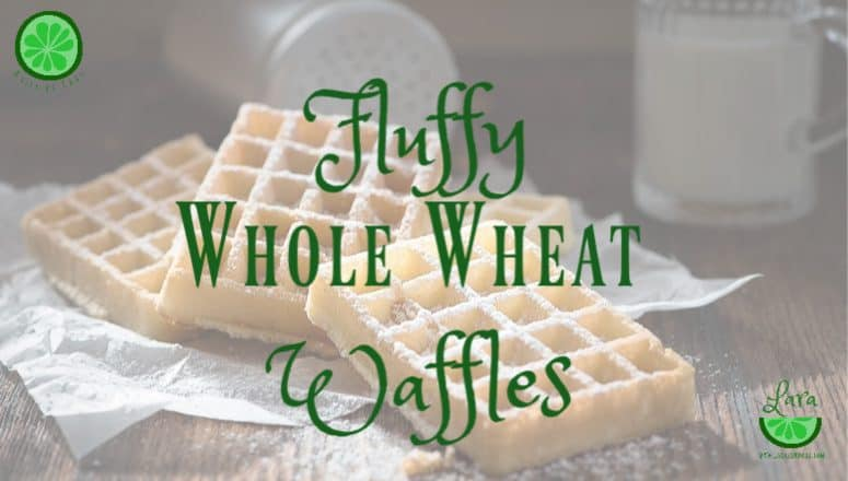 Weekday Waffles: Wonderful Any Time of Day