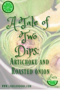 Artichoke and Roasted Onion Dip Recipes