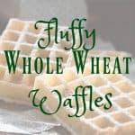 weekday waffles