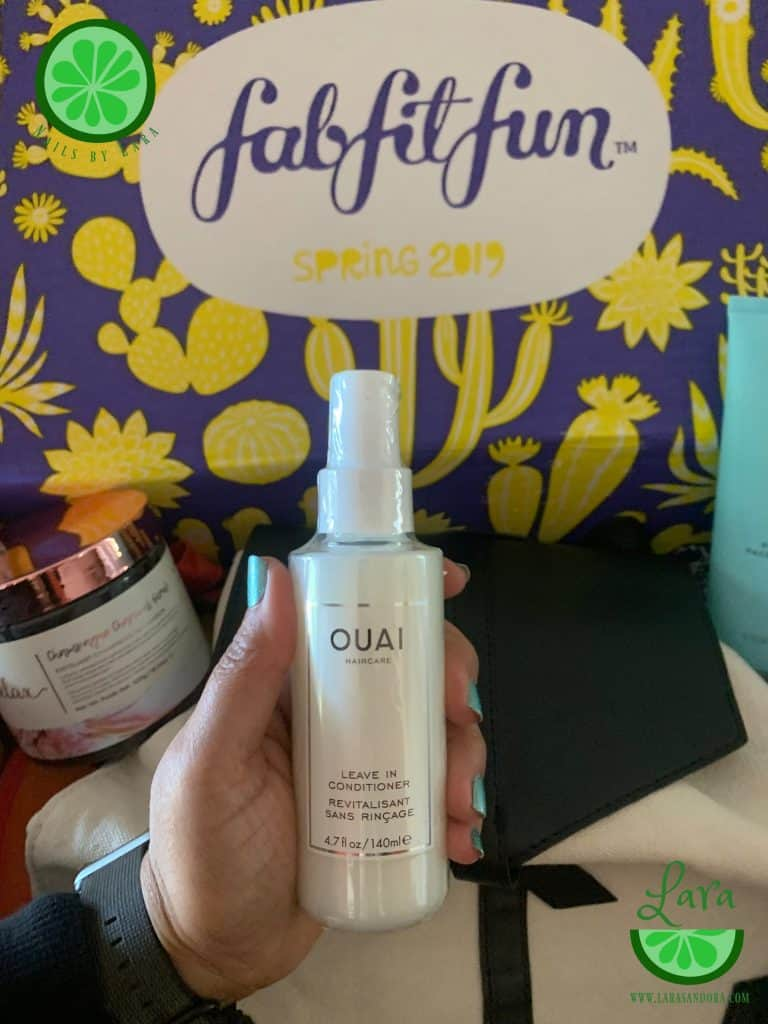 fab fit fun conditioner