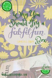 fab fit fun spring 2019
