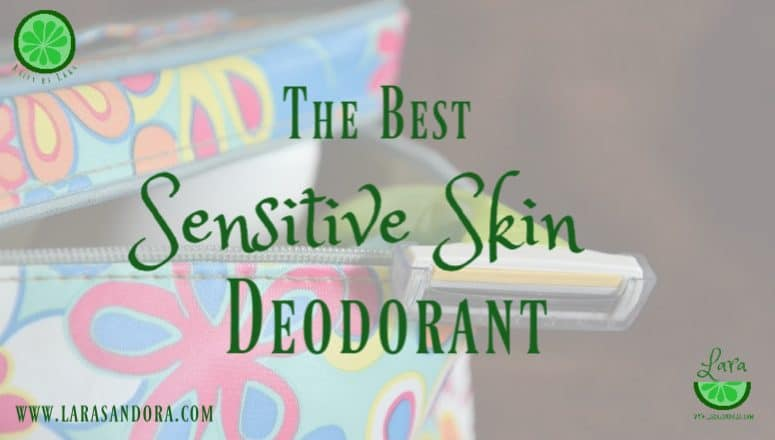 The Best Sensitive Skin Deodorant:  Your new #1 Choice