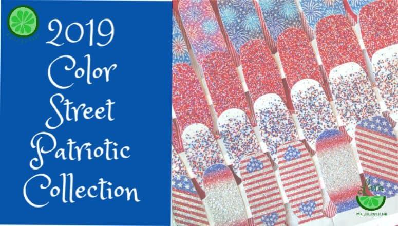 Color Street Patriotic Collection 2019