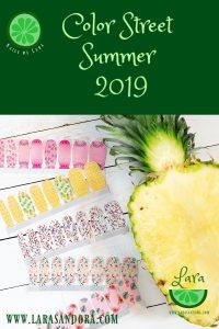 Color Street Summer 2019