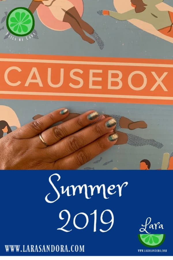Causebox Summer 2019