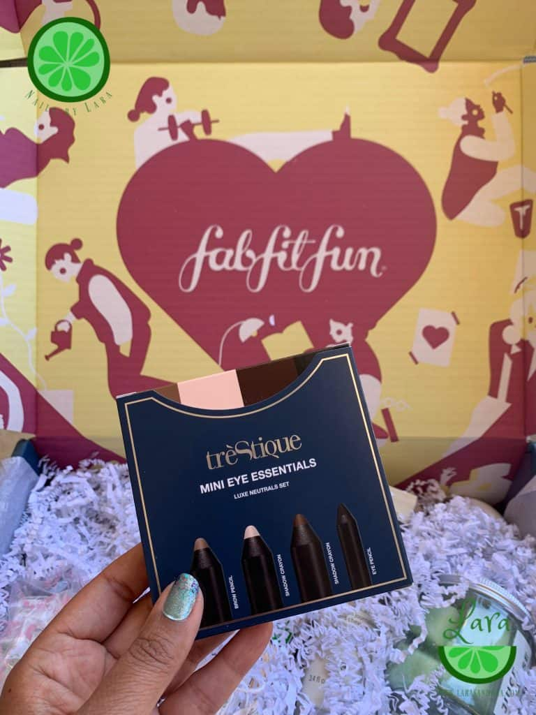 FabFitFun Fall 2019 Box Trestique Mini Eye Essentials