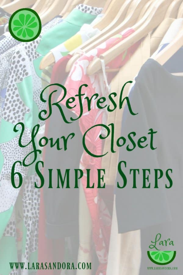 refresh your closet
