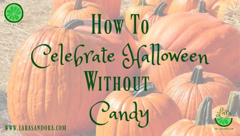 How to Celebrate Halloween without Candy:  4 Fun Ideas