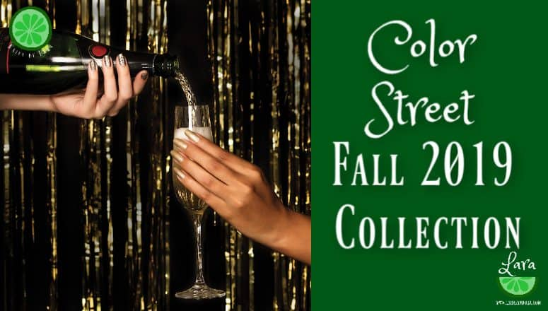 Color Street Fall 2019 Collection:  Stunning Options
