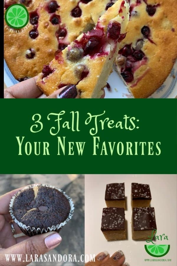 3 Fall Treats: Your New Favorites