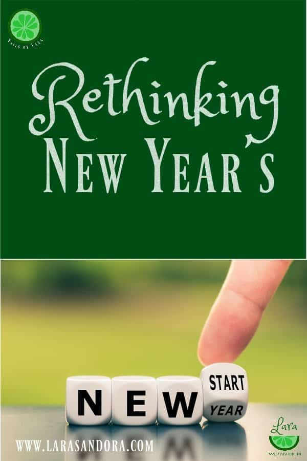 Rethinking New Years