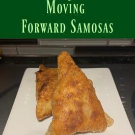 Food Memories: Moving Forward Samosas