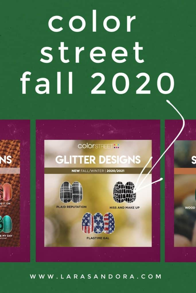 Color Street Fall 2020: Focus on the Positive