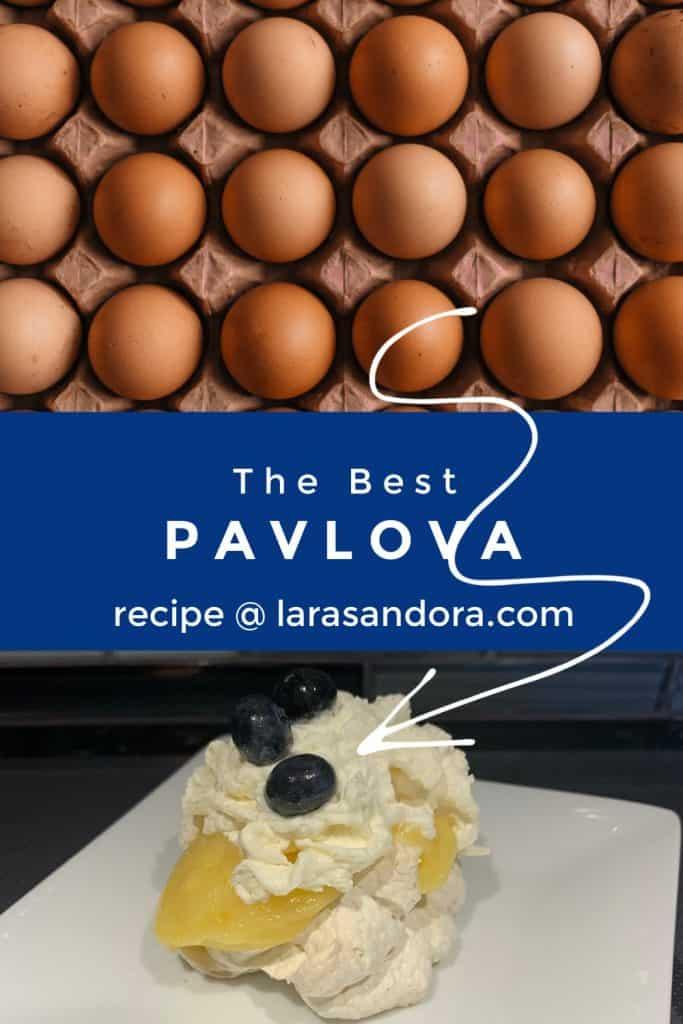Your Favorite Pavlova Recipe: Serve a Little Magic