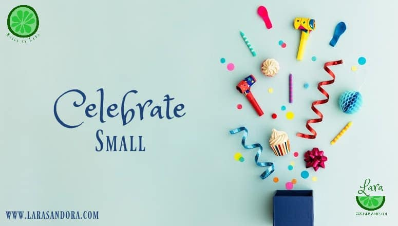 Celebrate Small: Festive ideas for a new era