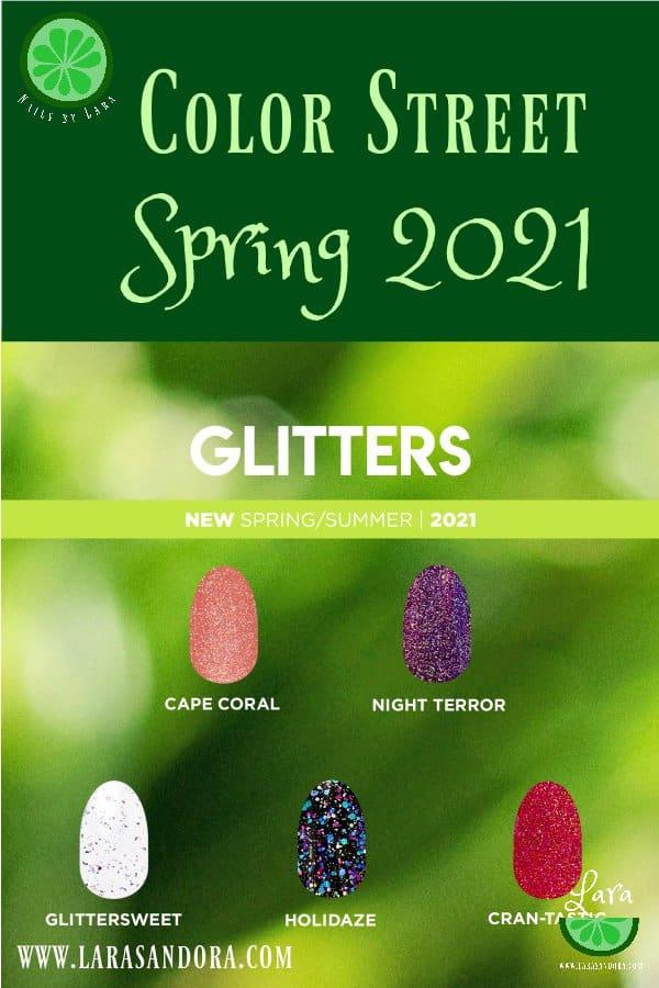 Color Street Spring 2021