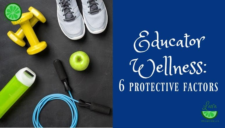 Educator Wellness: 6 Protective Factors