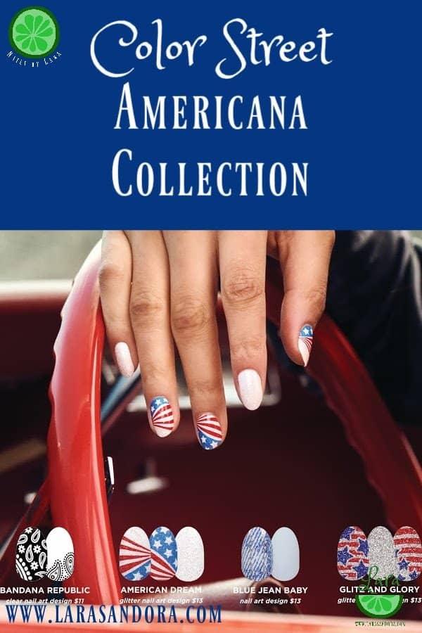 Color Street Patriotic Collection 2021