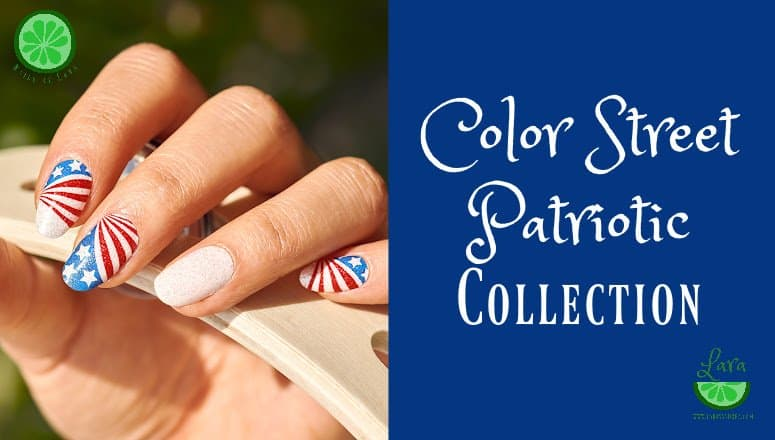 Color Street Patriotic Collection 2021: Festive New Options