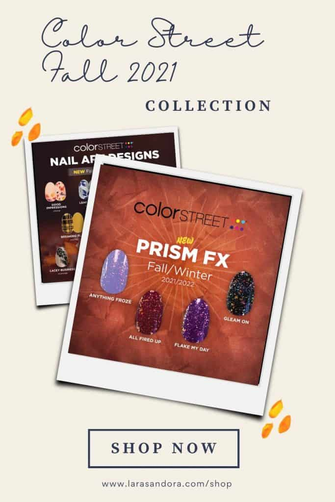 The Color Street Fall 2021 Collection: Prism FX